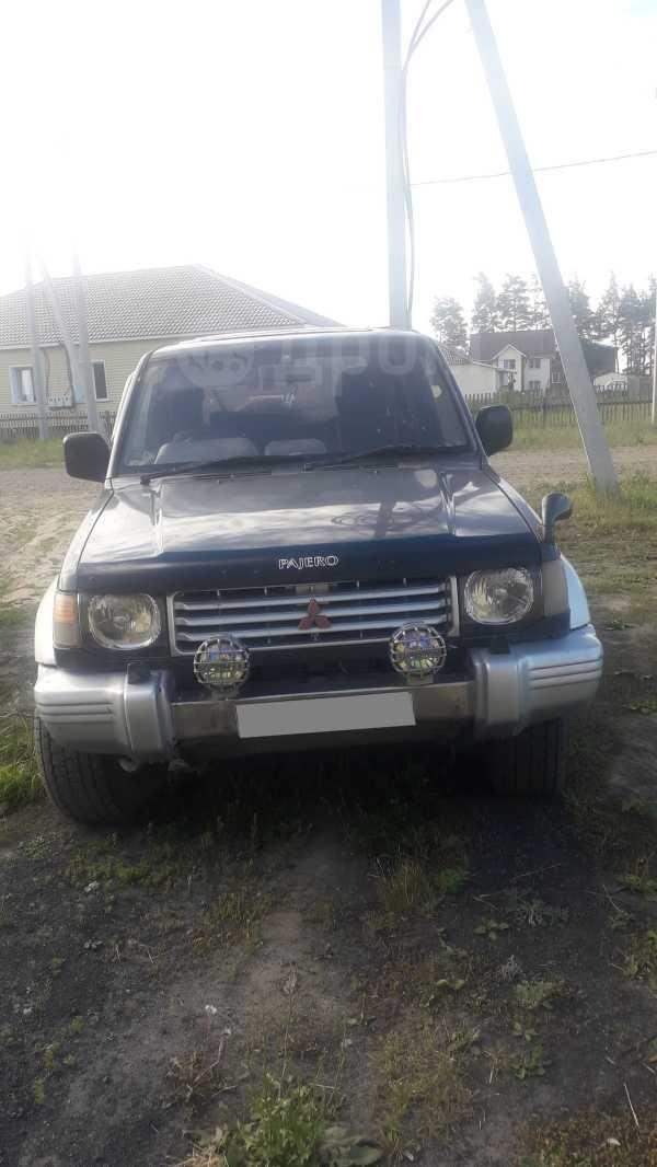 Mitsubishi Pajero, 1993 год, 170 000 руб.