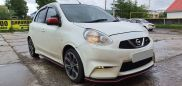Nissan March, 2015 год, 445 000 руб.