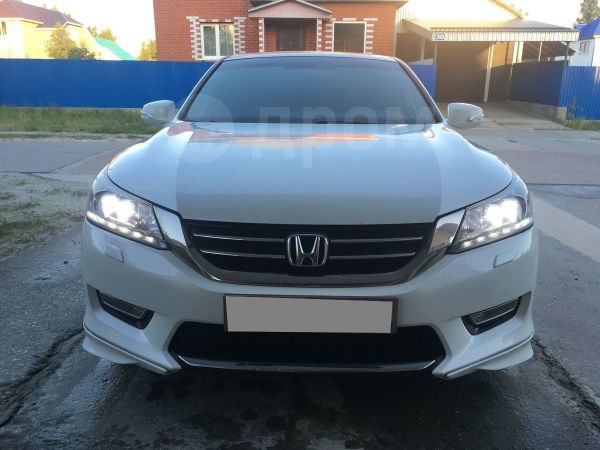 Honda Accord, 2013 год, 1 100 000 руб.