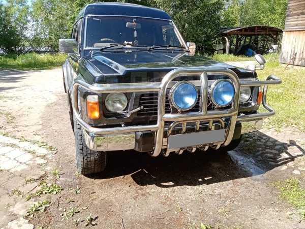 Nissan Safari, 1987 год, 800 000 руб.