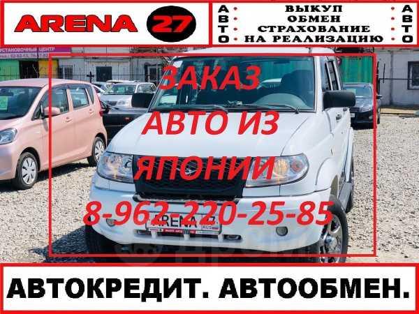 УАЗ Патриот, 2011 год, 418 000 руб.