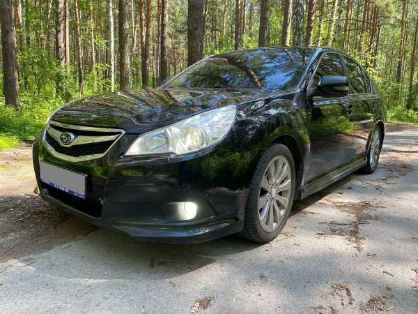Subaru Legacy, 2011 год, 955 000 руб.