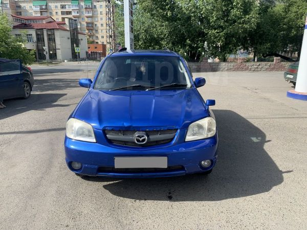 Mazda Tribute, 2002 год, 315 000 руб.