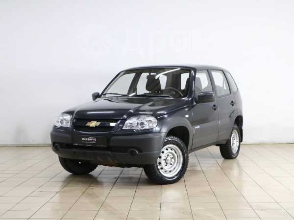 Chevrolet Niva, 2015 год, 405 000 руб.