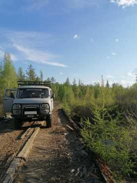 Иркутск Буханка 2016