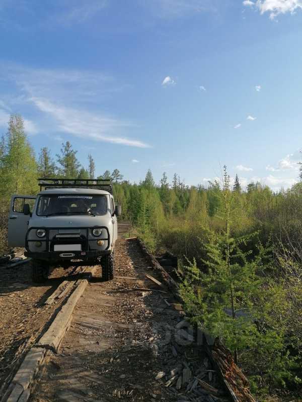 УАЗ Буханка, 2016 год, 680 000 руб.
