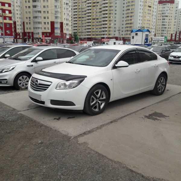 Opel Insignia, 2011 год, 465 000 руб.