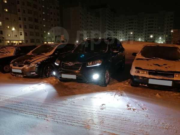 Hyundai Santa Fe, 2011 год, 825 000 руб.