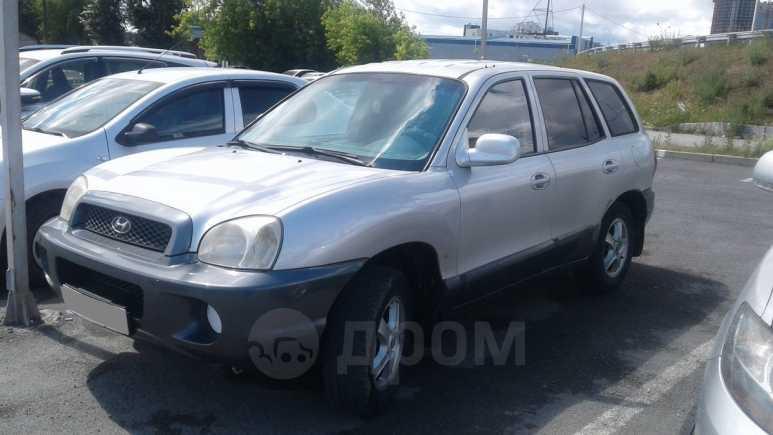 Hyundai Santa Fe, 2001 год, 245 000 руб.