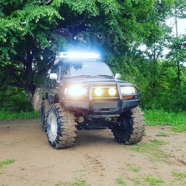 Toyota Land Cruiser, 1991 год, 1 350 000 руб.