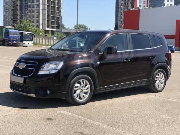 Chevrolet Orlando, 2013 год, 590 000 руб.