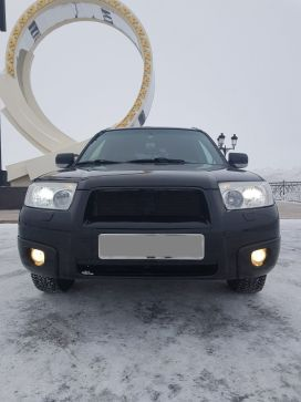 Салехард Forester 2007