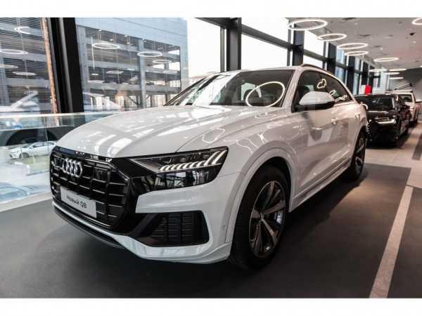 Audi Q8, 2019 год, 5 735 531 руб.