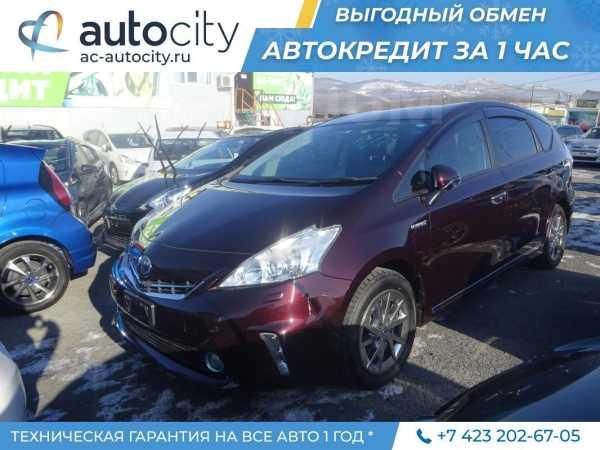 Toyota Prius a, 2013 год, 1 060 000 руб.