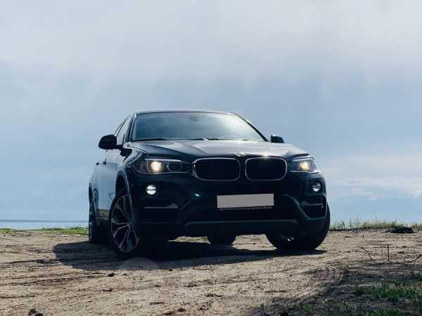 BMW X6, 2016 год, 2 480 000 руб.