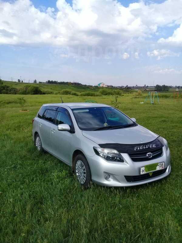 Toyota Corolla Fielder, 2012 год, 680 000 руб.