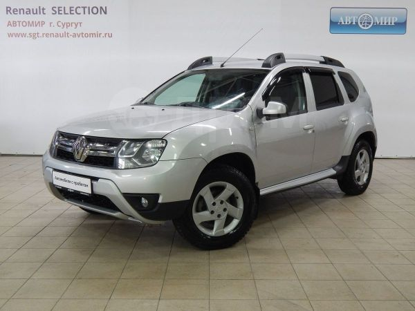 Renault Duster, 2016 год, 659 000 руб.