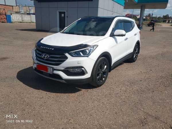Hyundai Santa Fe, 2015 год, 1 550 000 руб.