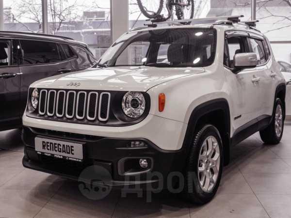 Jeep Renegade, 2019 год, 2 420 000 руб.