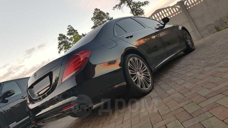 Mercedes-Benz S-Class, 2016 год, 3 050 000 руб.