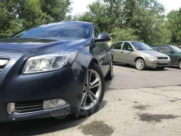 Opel Insignia, 2010 год, 525 000 руб.