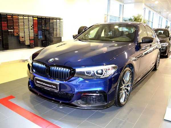 BMW 5-Series, 2020 год, 4 720 000 руб.