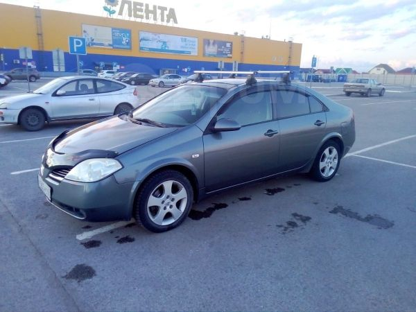 Nissan Primera, 2004 год, 255 000 руб.