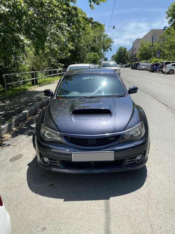Subaru Impreza WRX STI, 2008 год, 900 000 руб.