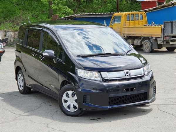 Honda Freed Spike, 2014 год, 615 000 руб.