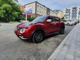Владивосток Nissan Juke 2015