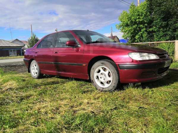 Peugeot 406, 1997 год, 110 000 руб.