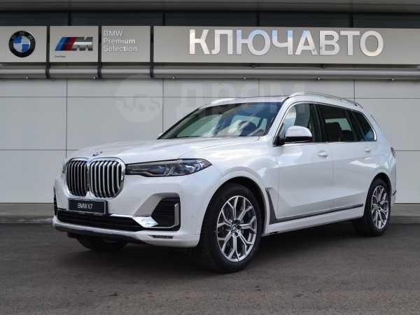 BMW X7, 2019 год, 6 750 000 руб.