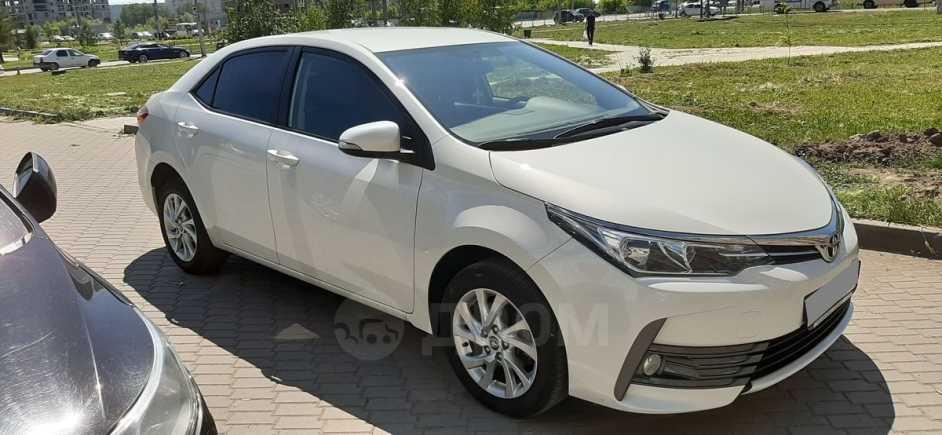 Toyota Corolla, 2016 год, 950 000 руб.