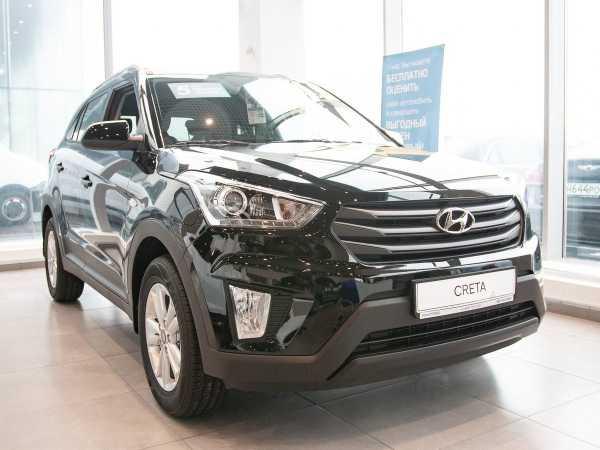 Hyundai Creta, 2020 год, 1 527 000 руб.