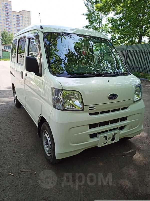 Subaru Sambar, 2015 год, 415 000 руб.