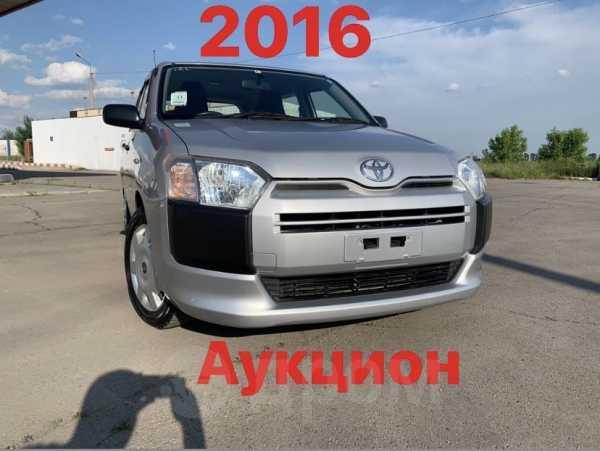 Toyota Probox, 2016 год, 595 000 руб.