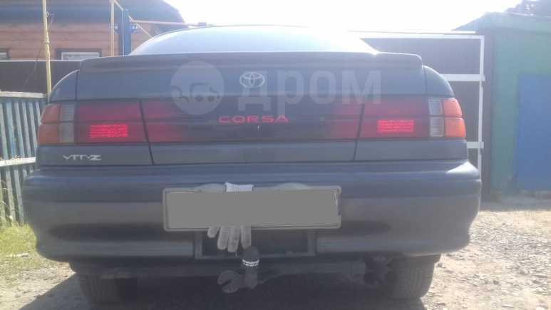 Toyota Corsa, 1993 год, 107 000 руб.