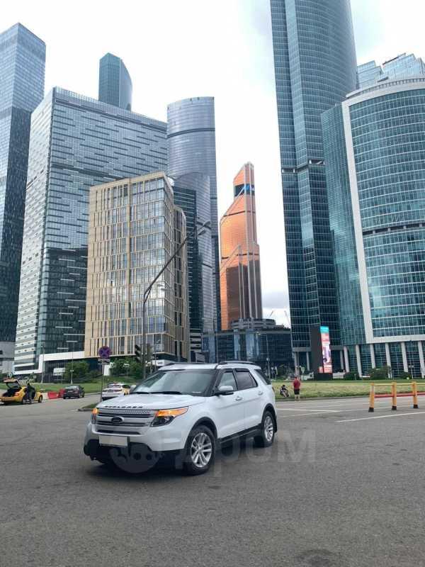 Ford Explorer, 2013 год, 1 050 000 руб.