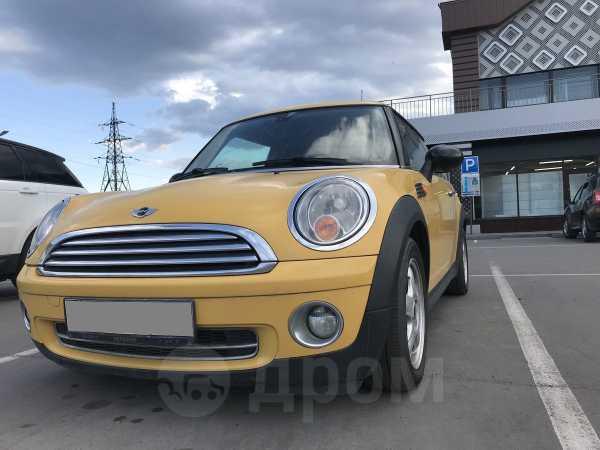Mini Hatch, 2008 год, 444 000 руб.