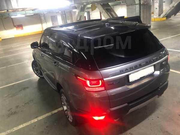 Land Rover Range Rover Sport, 2015 год, 2 770 000 руб.