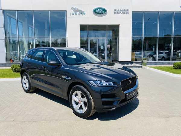 Jaguar F-Pace, 2020 год, 4 209 000 руб.
