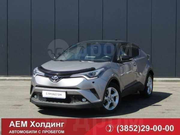 Toyota C-HR, 2018 год, 1 450 000 руб.