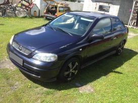 Тюмень Astra 2003