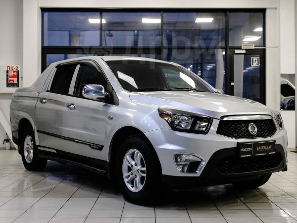 SsangYong Actyon Sports, 2012 год, 619 900 руб.