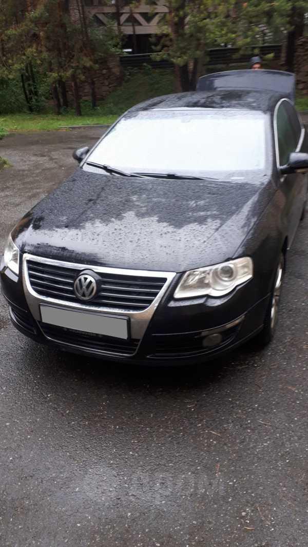 Volkswagen Passat, 2007 год, 330 000 руб.