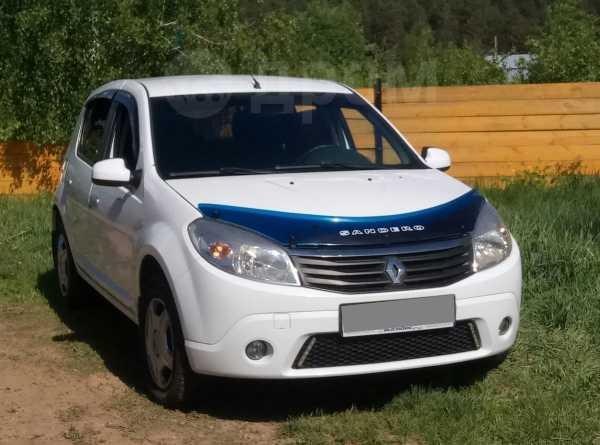 Renault Sandero, 2014 год, 380 000 руб.