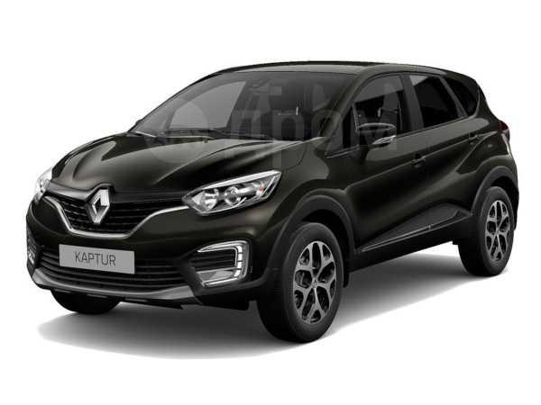 Renault Kaptur, 2020 год, 1 377 000 руб.