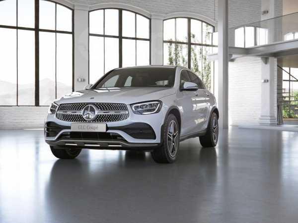 Mercedes-Benz GLC Coupe, 2019 год, 4 142 000 руб.