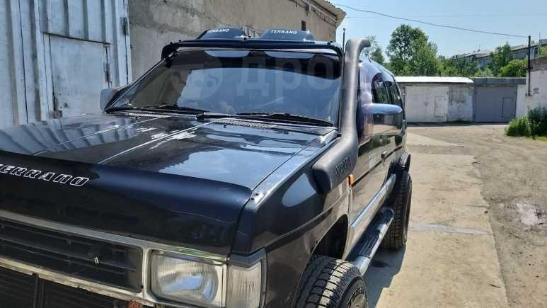 Nissan Terrano, 1995 год, 400 000 руб.