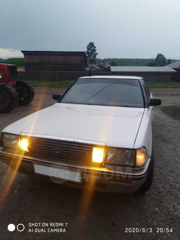 Toyota Crown, 1990 год, 145 000 руб.